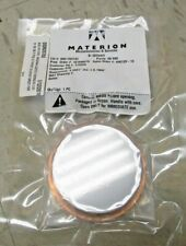 """Materion Silicon Si Sputter Target 0001703733 314259 2.9921"""" Dia X 0.1969"""" New"""