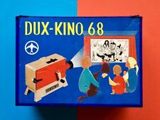 DUX KINO 68 ELEKTRO + Filme KINDER Spiel MARKES Projektor OVP Schwalbe 50 60 70
