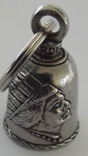 Genuine Guardian Bell -  Native American Indian Chief. E030303