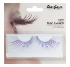Stargazer False Feather Eyelashes #56 Extra Long Purple