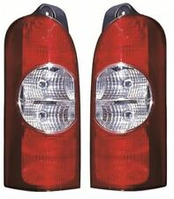 Renault Master Mk3 2003-2010 Rear Tail Light Lamps Pair Left & Right