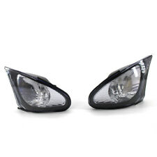 Top For BMW E46 4DR Sedan Corner Lights Cover Shape Clear Lens 02-05 03