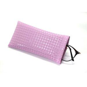 Fashion Sunglasses Bag Leather Glass Case Pouch Portable Storage Cases.