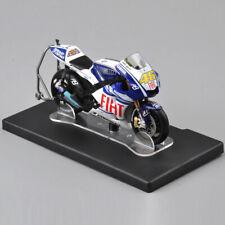 1/18 VALENTINO ROSSI Yamaha YZR-M1 Motorbike Model World Championship 2010 Toy