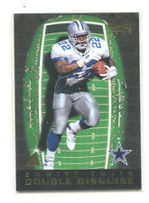1996 Pinnacle Double Disguise #4 Emmitt Smith / Steve Young