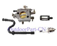For Stihl TS400 4223 120 0600 Cut-off Saw Carburetor Fuel Line Filter Spark Plug