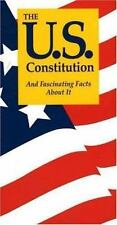 The U.S. Constitution: And Fascinating Facts About It, Jordan, Terry L., New Boo
