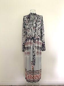 CALIDA Favourites Trend 3  Damen Kimono, Morgenmantel, Bademantel  Gr M   44/46