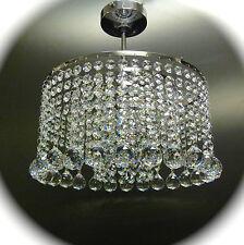 Sparkling Lead Crystal Chandelier chandlier Chandalier Light chrome MOSS30/BALL