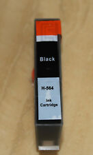 3 compatible HP564XL  564 BK  ink  with chip  for C309 C5380 C409a C309a B210