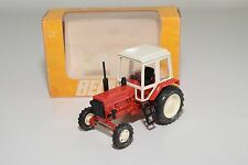RUSSIAN CAR CCCP USSR TRACTOR TRAKTOR BELARUS RED WHITE MINT BOXED RARE