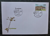 2016 LUXEMBOURG SEPAC THE FOUR SEASONS FDC FIRST DAY COVER