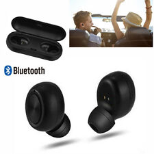 Mini Wireless Bluetooth Earphone Headset Earbud for Apple Samsung Galaxy Android
