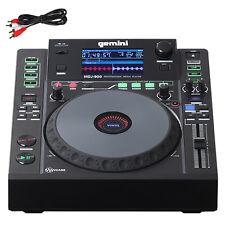 Gemini MDJ-900 USB MP3 Media Player MIDI DJ Software Controller 24-bit Soundcard