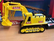Tonka Remote Control Power Digger Excavator JCB CAT