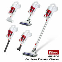 Dibea DW200 Pro 2-In-1 Household Stick Electric Cordless Vacuum Cleaner 17000Pa