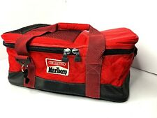 vintage Marlboro Unlimited Gear Insulated Cooler BAg Large Duffel