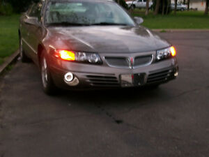 Angel Eye Fog Lamps Halo Driving Lights Kit for 2000-2005 Pontiac Bonneville SE