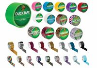 Duck Tape Patterns & Colours - Duct Gaffer Gaffa Tape - Repair Craft Waterproof