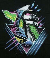 """Epic Green Dragon"" Rangers Dragonzord Women's Small Shirt Shirtpunch"