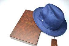 NEW STEFANO RICCI  Luxury HAT 100% Cashmere CAP Size  58 cm  Us  L (Cap 35)