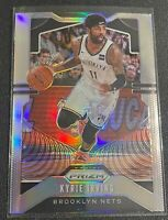 Kyrie Irving 2019-20 Panini Chronicles Prizm Update Silver Prizm Nets #504 SP