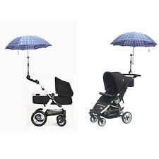 Universal Baby Stroller Buggy Pram Wheelchair Umbrella Holder Mount Stand