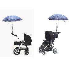 Universal Baby Stroller Buggy Pram Wheelchair Umbrella Holder Mount Stand