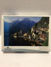 Lakeside Village of Hallstatt Omega Jigsaw puzzle 1000 pieces Sealed