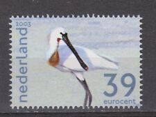 NVPH Nederland Netherlands 2170 B MNH Lepelaar, spoonbill, spatule 2003