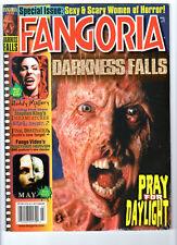 WoW! Fangoria #220 Darkness Falls! Bloody Mallory! Dreamcatcher! TVs Tremors!