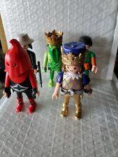 Geobra Lot of 5 figures Playmobil