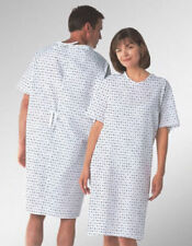 12 (1 DZ) NEW HOSPITAL PATIENT GOWN MEDICAL EXAM GOWNS