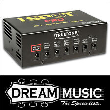 Truetone 1 Spot Pro CS7 Isolated Power Supply Brick for Guitar Pedals RRP$259