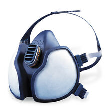 Maschera Respiratore 3M 4251 per Gas Polveri Vapori FFA1P2 _ semimaschera 151022