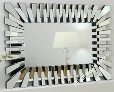 Unbranded Art Deco Style Frame Decorative Mirrors