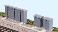 Ratio 258 Concrete Trunking Plastic Kit N Gauge