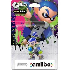 amiibo Splatoon Wave 1 Inkling Boy