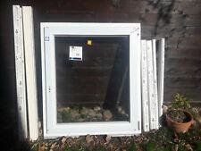 FeBa Isolierglasfenster !!NEU!! 75mm Rahmen +Aufdopplungen + Griff + Blendteile