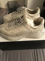 Gucci Rhyton Leather Sneaker - EU44/UK10