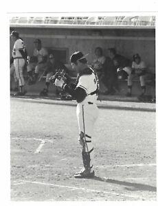 Vintage 1970's Mike Sadek San Francisco Giants 8x10 Baseball Photo RH