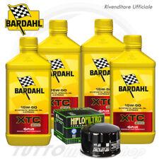 KIT TAGLIANDO 4 OLIO BARDAHL XTC 15W50 FILTRO HF164 BMW R 1200 GS 1200 2008 2009