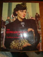 THE EDWARDIANS & AFTER THE ROYAL ACADEMY 1900-1950 MARY ANNE STEVENS 1990