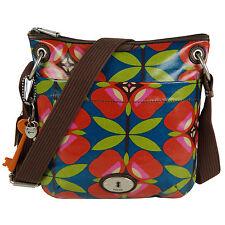 FOSSIL Handtasche Schultertasche Damentasche Umhängetasche KEY-PER CROSSBODY