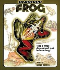 Uncover a Frog (Uncover Books), Bakken, Aimee, Good Book