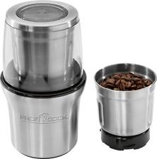 Profi Cook PC-KSW 1021 E Elektrisches Kaffeeschlagwerk  Kaffeemühle Zerkleinere