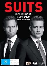 SUITS : Season 7 - Part 1 : NEW DVD