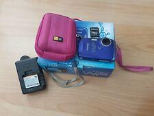 Fujifilm Finepix Z33WP 10MP Waterproof Camera with Case & SD card