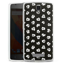 ZTE Blade L5 Silikon Hülle Case Handyhülle - Mickey Faces