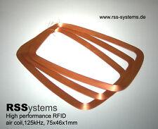 RFID HQ READER ANTENNA, 125KHz/134,2KHz, Typ MSR46, AIR COIL, LUFTSPULE